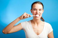 Чистка зубов предотвращает пневмонию!
