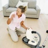 Бактериальный белок усугубляет течение астмы