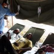 Холера вернулась на Гаити