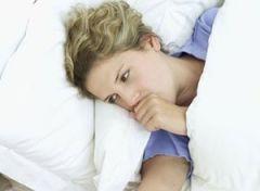 Что делать, если кашель мешает уснуть?