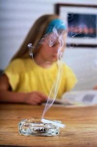 Дети, предпочитающие сигареты с ментолом, становятся заядлыми курильщиками