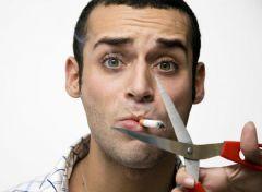 Бросить курить поможет… мобильный сервис