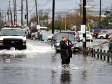 Ураган «Сэнди» грозит массовыми вспышками инфекций