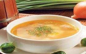 Куриный суп борется с холодом