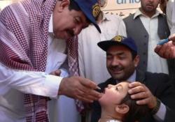 Медики Пакистана возобновили вакцинацию от полиомиелита – под защитой полиции