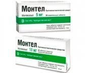 Монтелукаст натрия в комплексной терапии профессиональной бронхиальной астмы