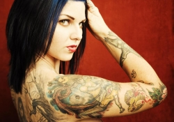 Увлечение татуировками в разы повышает риск инфицирования гепатитом С