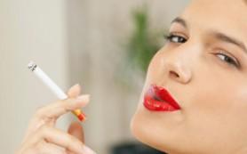 Курение отнимает 11 лет женской жизни