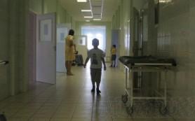 Брюшной тиф обнаружили у двухлетнего ребенка мигрантов