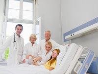 Больничные инфекции убьют простынями