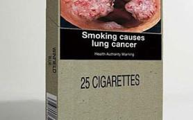 Зеленые сигаретные пачки отпугнули австралийских курильщиков