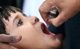 Украине грозит вспышка полиомиелита