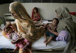 Мрачный рекорд: более 18 миллионов жителей Пакистана больны гепатитами В и С