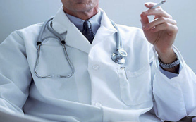Имеет ли врач право на курение?