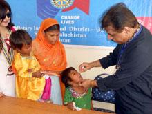Пакистан назван родиной полиомиелита, захватившего Сирию