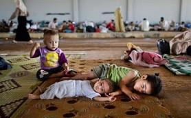 Чем чревата вспышка полиомиелита в Сирии?