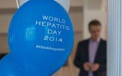 В Москве медики отметили Всемирный день борьбы с гепатитом
