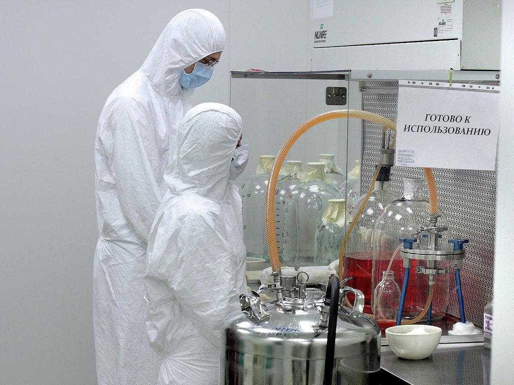 Российская вакцина от Эболы проходит стадию доклинических испытаний