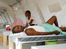 Вспышка холеры в Камеруне может «подвинуть» африканскую эпидемию Эбола