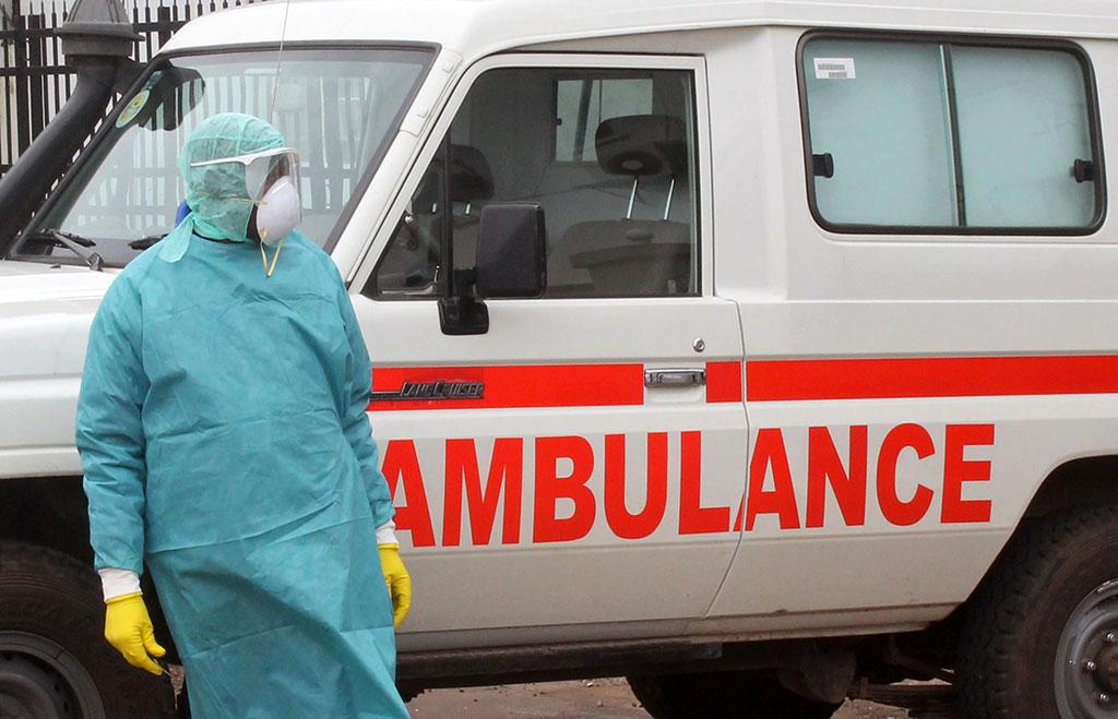 У британца диагностирована лихорадка Эбола