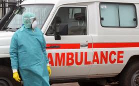 17 пациентов с лихорадкой Эбола сбежали из больницы в Либерии