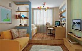 Обустройство однокомнатной квартиры