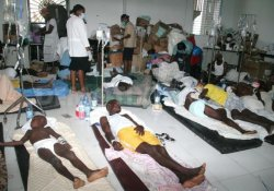 Холера возвращается: резкое ухудшение ситуации на Гаити