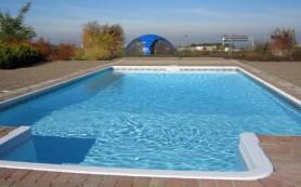 Как построить недорогой бассейн на даче