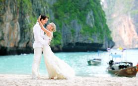 Свадебное торжество за границей