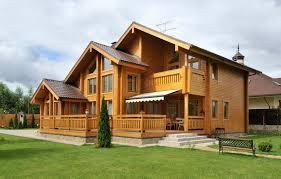Положительные характеристики домов построенных из оцилиндрованного сруба