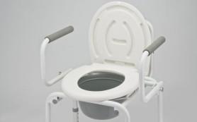 Упрощение жизни страдающим людям. Стул туалет для инвалидов