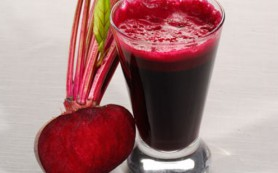 Свекольный сок помогает пациентам с ХОБЛ
