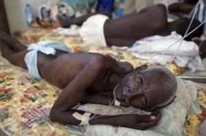 Для остановки холеры не требуется много денег, считают врачи