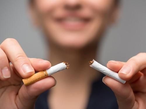 Бактерии помогут бросить курить