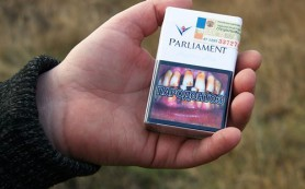 Минздрав: новые устрашающие картинки на сигаретах одобрены в общественном обсуждении