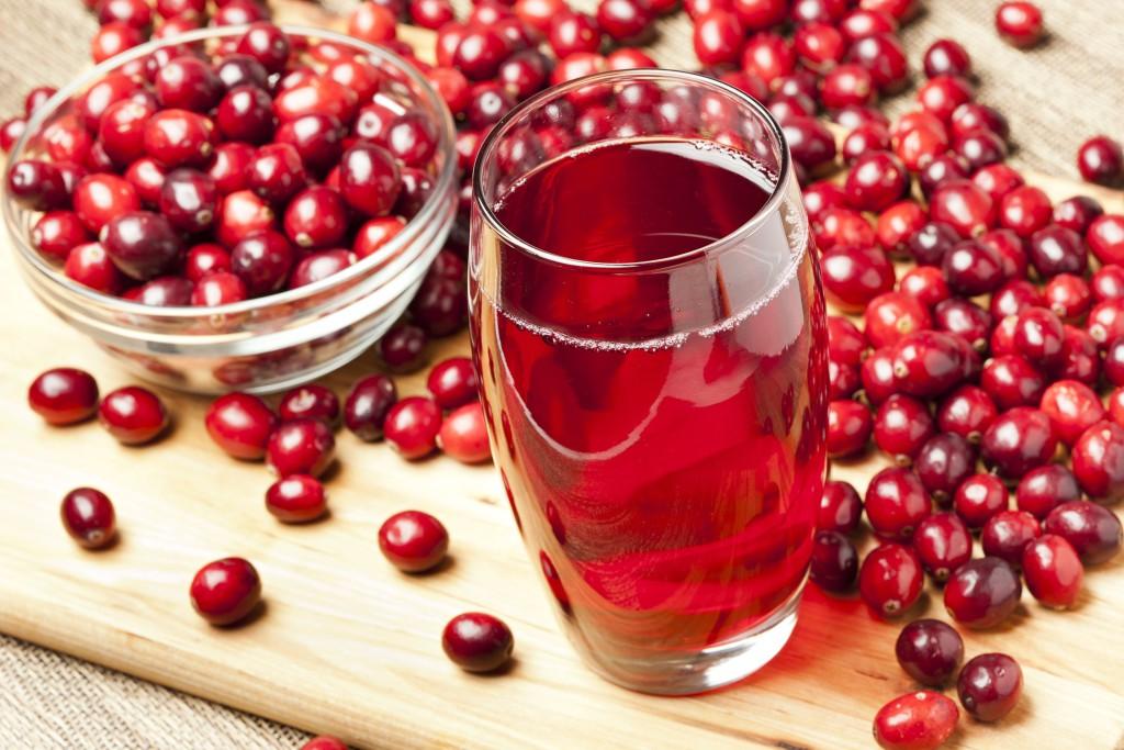Клюквенный сок блокирует инфекции стафилококка