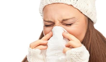 Уровень простудных заболеваний на Кубани повышен, но грипп ожидается только в начале декабря