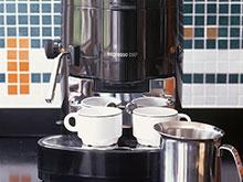 Кофемашины признаны источников распространения вредных бактерий