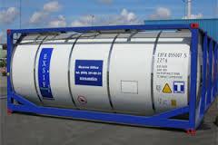Танк-контейнер является оптимальным видом транспорта для перевозки грузов