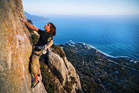 Скалолазание и альпинизм — современные виды туризма