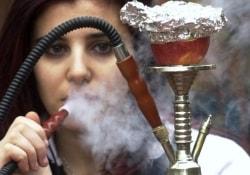 Даже нечастое курение кальяна очень вредно для бронхов и легких