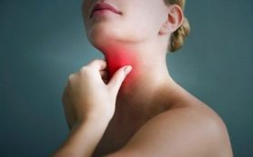 Четыре натуральных напитка при боли в горле