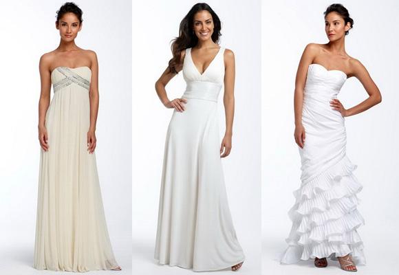 Где купить белое платье на выпускной
