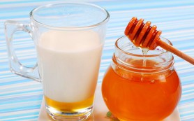 Средства от кашля на основе меда