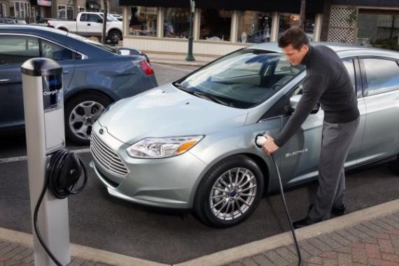 Преимущества электрических автомобилей