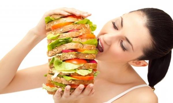 Учимся не переедать