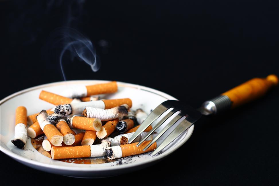 Прием омега 3 снижает тягу к никотину
