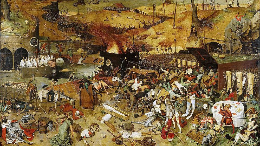 В России найден очаг средневековой чумы