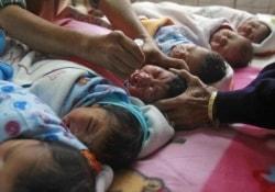 Угроза вспышки полиомиелита – причина дополнительной вакцинации