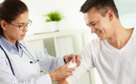 Услуги клиники «Современная травматология»